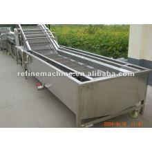 bubble washing machine/food machine /food processing machine/vegetable processing machine