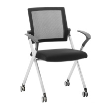 Heavy load capacity conference chair stackable for conference