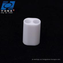 Cerámica de alúmina blanca para sensor.