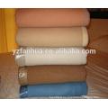 Top qualité plaine laine jet Hotel et militaire utilisé couvertures