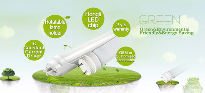 1200mm 18W T8 LED Tube Light