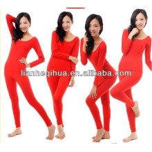 2013 hot sale lady thermal underwear
