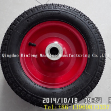Multi Ribbed Wheelbarrow Wheel