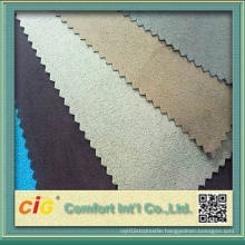 Polyester Microfiber Suede for Furniture Sofa and Chair