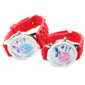 Wholesale Girls Butterfly Pattern Silicone Quartz Watches