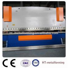 WC67K-125/3200 CNC press brake bending machine