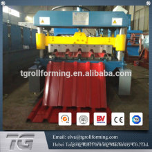 Automatic Standing Seam Galvanized Roofing Sheet Roll Forming Machine