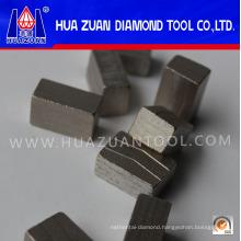 2015 Hot Type Cutting Blade Segment for Granite Cutting