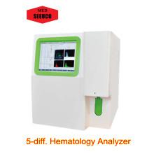 HA-7501 voll automatische 5-tlg.-diff.-Hämatologie-Analysegerät