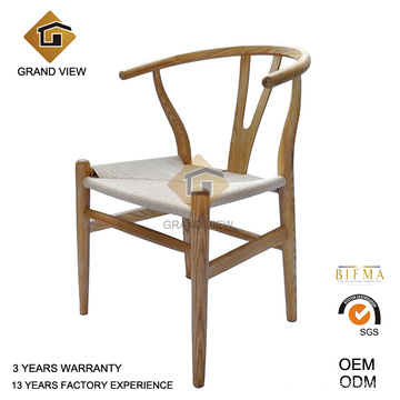 Hans J. Wegner Classical Furniture Wood Y Chair (GV-CH24)