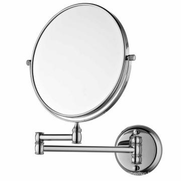 Miroir de rasage grossissant à double face fantaisie pour hôtel