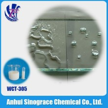 High grade paint/coating anionic fluoropolymer acrylic polymer emulsion WCT-305