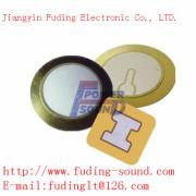 Élément en céramique piézo-électrique utilisé pour l'alarme