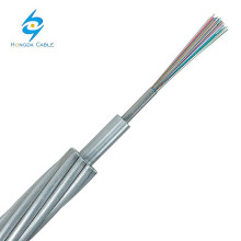 OPGW Bare Electrical Wire Bare Conductor Aluminum opgw Cable
