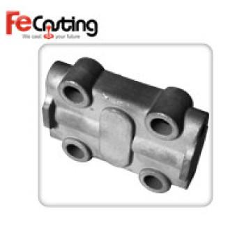 Block Cast Iron Counterweight for Crane