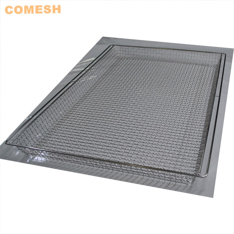 304 stainless steel mesh oven baking tray china manufacturer. Black Bedroom Furniture Sets. Home Design Ideas