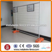 High Quality Powder Coating Temporary Fence / Barrier