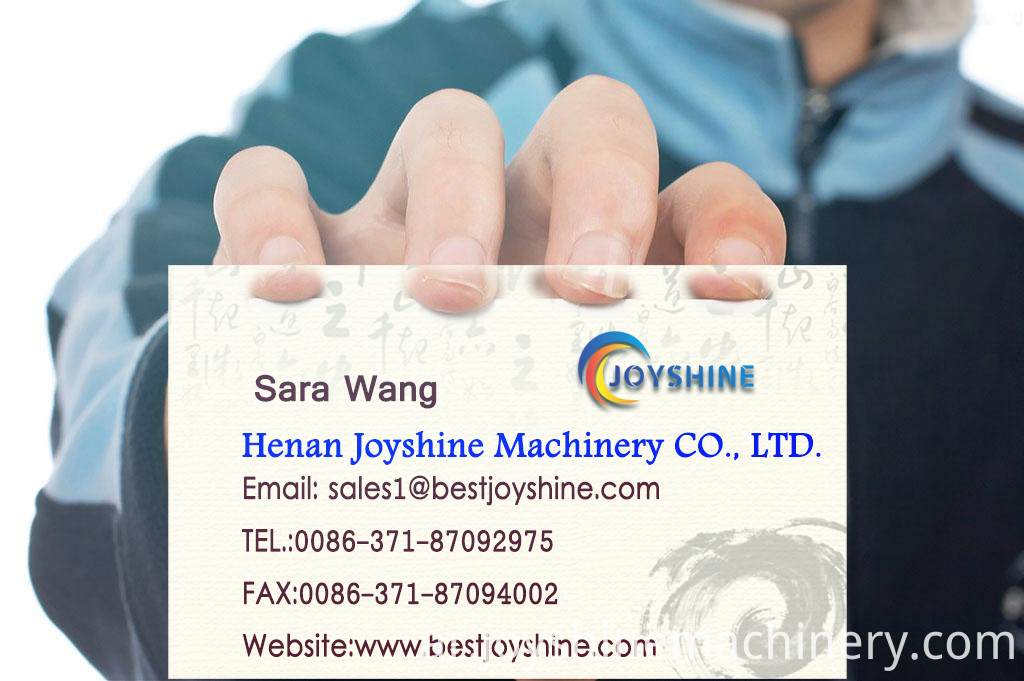 Sara business card