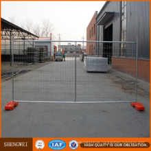 Temporary Galvanized Wire Mesh Fence Panels