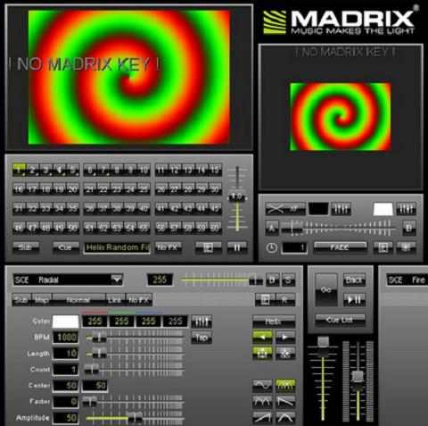 madrix software