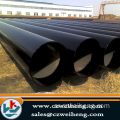 LSAW erw steel pipe API5L / ASTM A53 GrB / Q235 / SS400