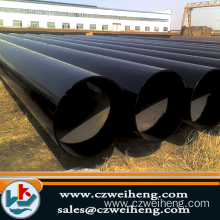 3PE COATING BIG SIZE LSAW STEEL PIPE