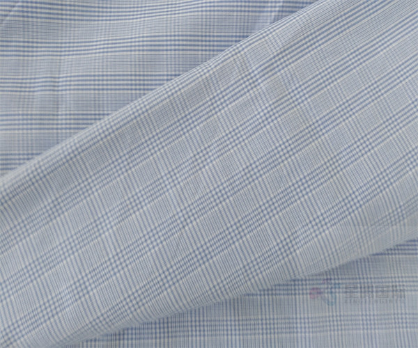 Plain Striped Soft 100% Cotton Fabric Textile2