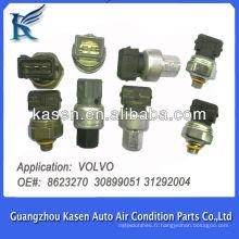 Capteur de pression du climatiseur pour le transducteur de pression VOLVO AC pour compresseur d'air OE # 8623270 30899051 31292004