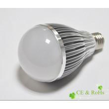 Shenzhen llevó el poder más elevado E27 100-240v 12w llevó el bulbo con CE, certificado de RoHs