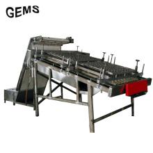 Máquina de processamento de camarão Máquinas de descascamento de camarão