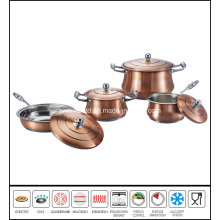 Copper Plating Stainless Steel Cookware