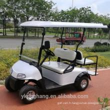 2 + 2 bon marché utilisé voiture de patrouille électrique de haute qualité