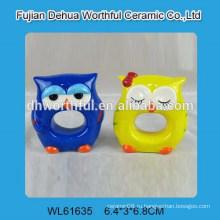 Кольцо популярной керамической салфетки