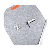 Sac de transport d'Ultrabook de sac de douille de douille de haute qualité pour Apple MacBook 12 pouces