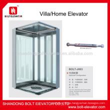Pequeños ascensores y ascensores residenciales para uso doméstico