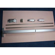 CE atandard Dispositivo de salida de pánico Rod de configuración de doble puerta