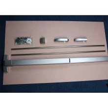 China supply Stablizing Panic Exit Bar with Flush Bolt