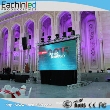 Stage Background P3 Indoor Rental Led Video Wall Panel For Corporate Events Be distinguished by its design, P3.9 Indoor event audio visual equipment LED video walls are consisted to be the best event production on the market.