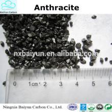 Цена кальцинированный антрацит уголь/карбон райзер