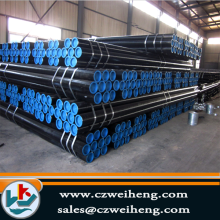 ASTM A106 GRB 5INCH SCH80 SMLS Steel Pipe
