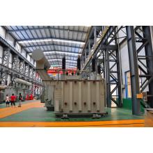 220 Kv China Transformador de Poder de Distribuição Imerso em Óleo