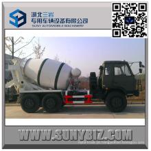 Dongfeng CUMMINS Motor off Road 6 M3 Caminhão Betoneira