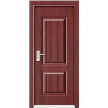 red walnut PVC doors