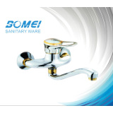 Single Lever Gold Plated Kitchen Faucet (BM50102)