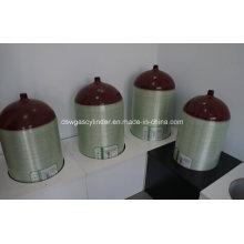 140L ISO 11439 Cilindro de gás natural comprimido