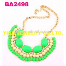 display rhinestone necklace