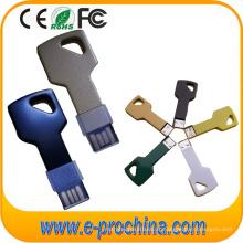 Movimentação da pena do USB da movimentação do flash da chave do carro