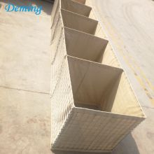 1.0m Height Galvanized Hesco Bastion Flood Barrier