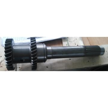 Forging input shaft for agriculture tractor
