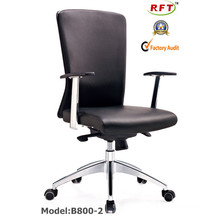 Chinese Leather Office Hotel Task Swivel Manager Chair (B800-2)